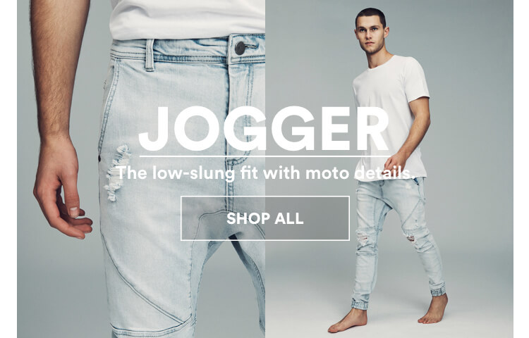 Cotton On Men's Jogger Jeans