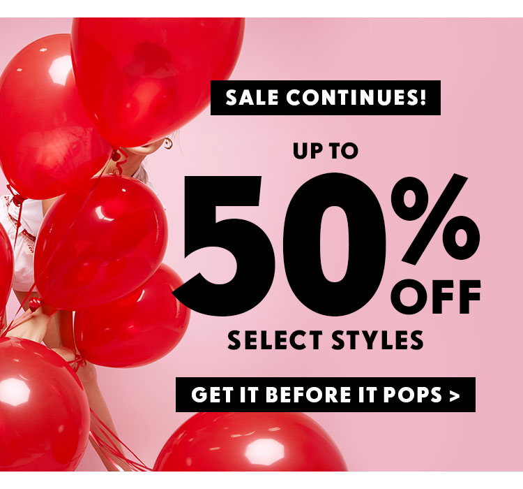 Sale Continues   Up To 50% Off Rubi Shoes And Accessories   Shop Sale Online Now