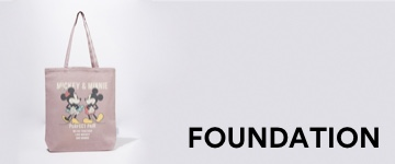 Foundation. Shop Now.