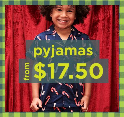 Shop Pyjamas.