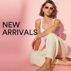Women's New Arrivals. Click to shop.