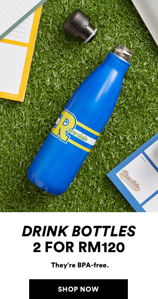 Metal Drink Bottles 2 for RM120. Click to Shop