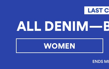 All Denim Bogo 50% Off. Shop Womens