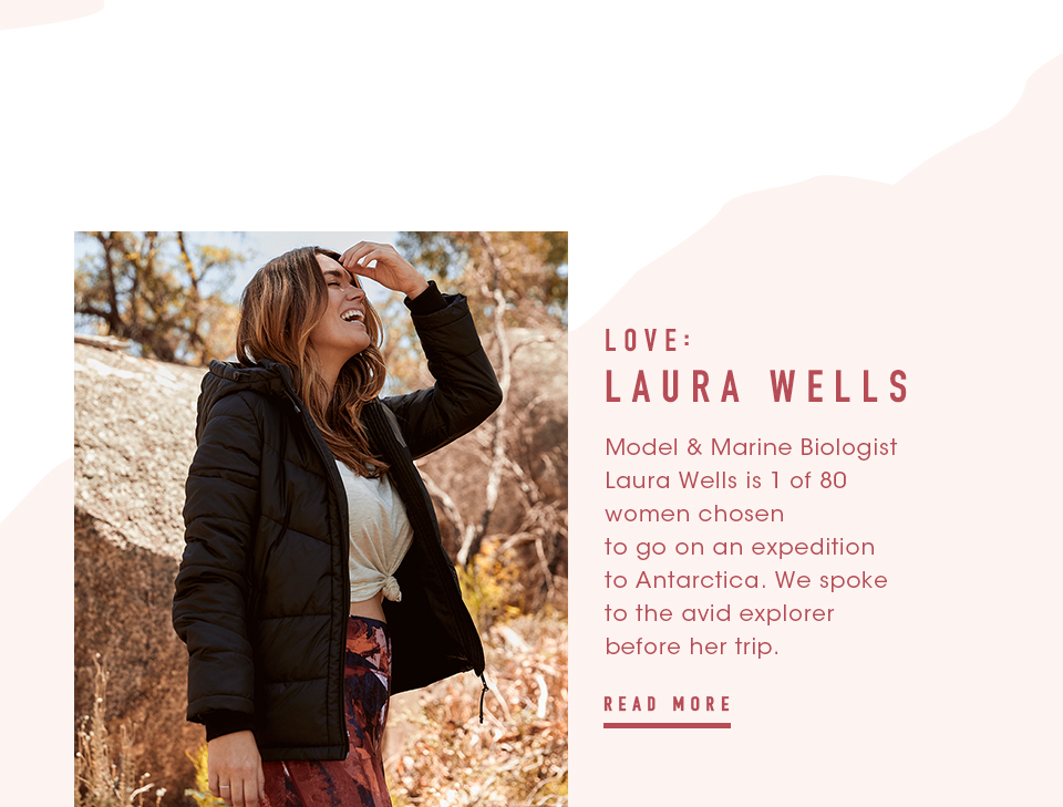 Body Blog | Love: Laura Wells