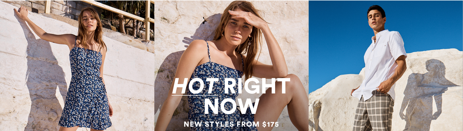 Hot Right Now. New Arrivals from $175.
