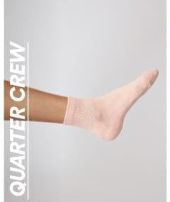 Quarter Crew Sock. Click to shop.