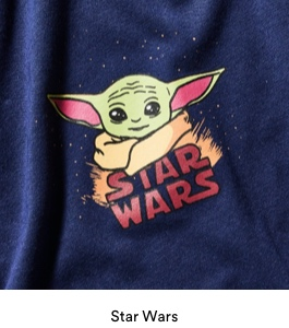 Star Wars. Click to shop.