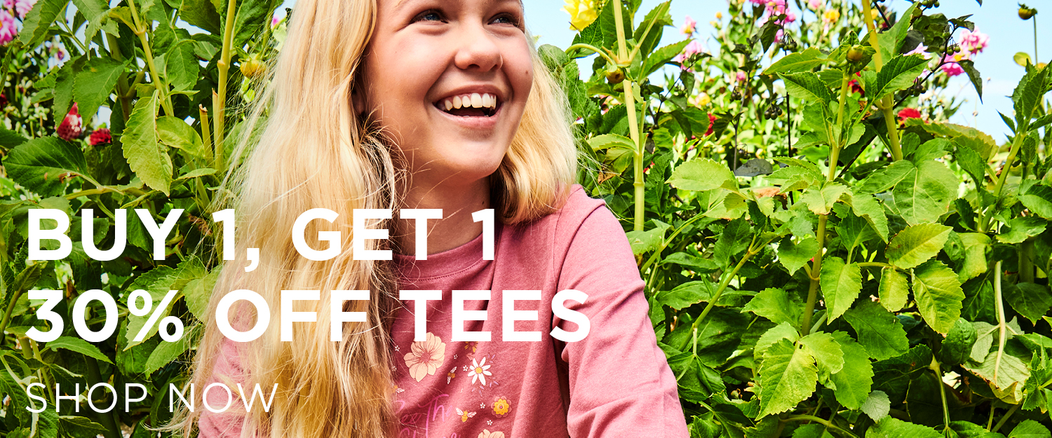 Teen Tops & T-Shirts. Shop Now.