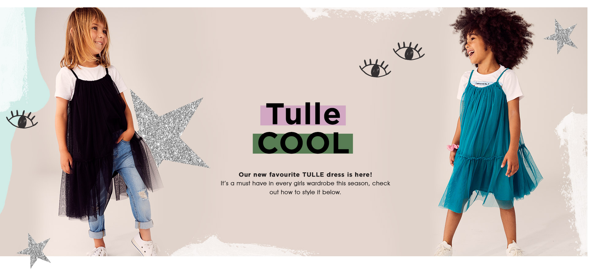 Cotton On Kids - Tulle Cool