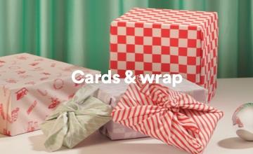 Shop Cards & Wrap