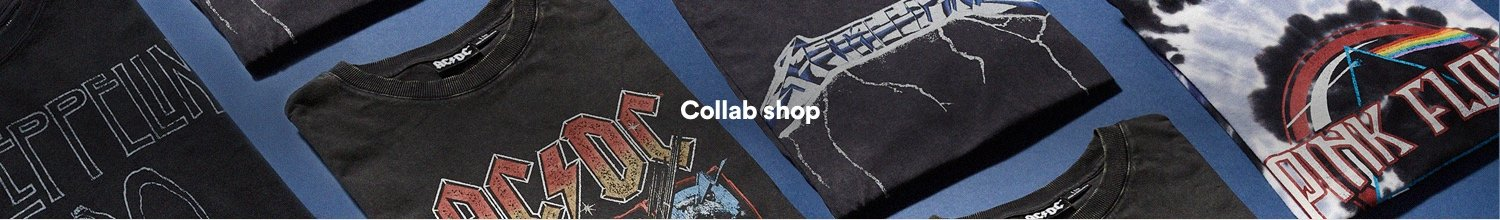 Collab Shop. Shop Now.