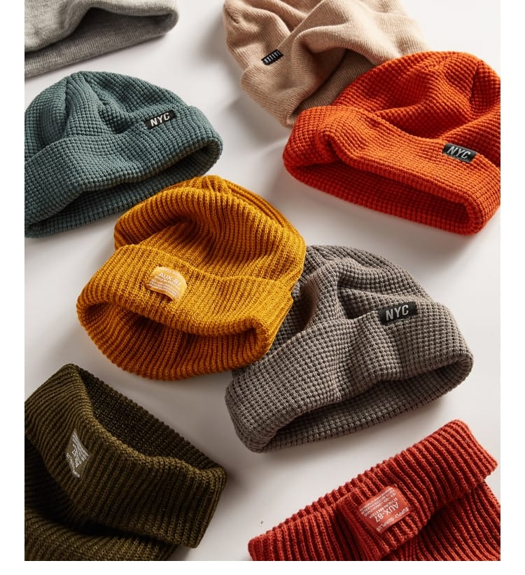 Cotton On Men's Beanies. Click to shop.