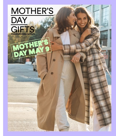 Mothers Day Gifts. Click to Shop
