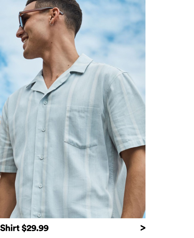 Men's Shirts. Click to Shop