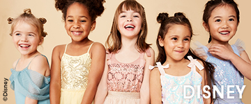Cotton On Kids X Disney Princess Collection