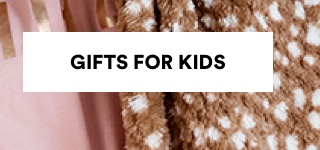 Gift it Good. Click to Shop Gifts for Kids.