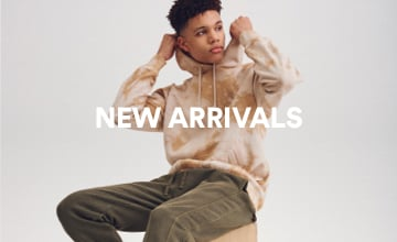Men's New. Click to Shop.