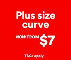 Sale Plus Size. Click to Shop.