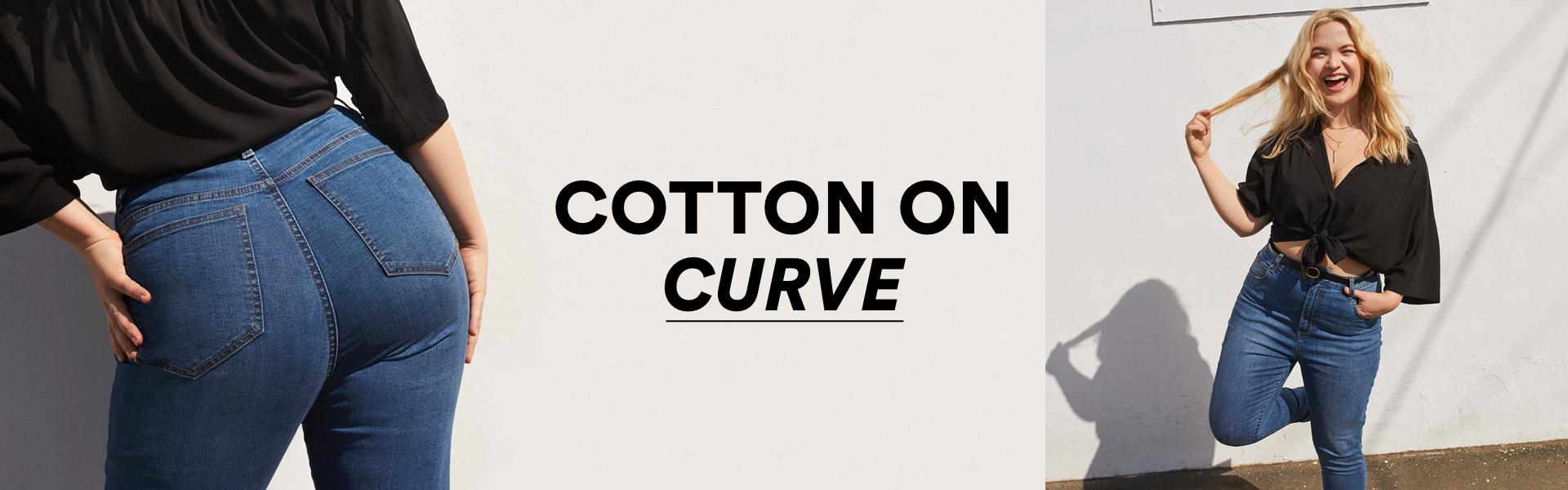 Cotton On CURVE