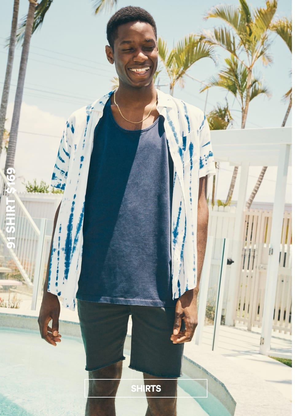 Cotton On Men's Shirts. Click to shop.