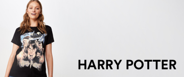 The Harry Potter Edit. Click to Shop.