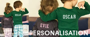 Cotton On Kids Personalisation