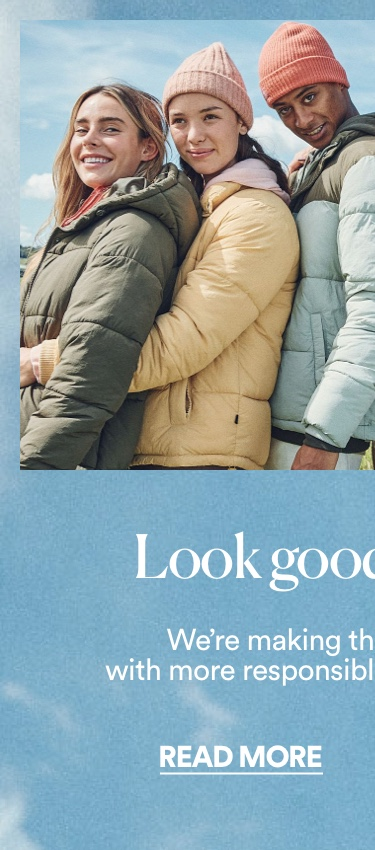 Look Good Do Good. Read More