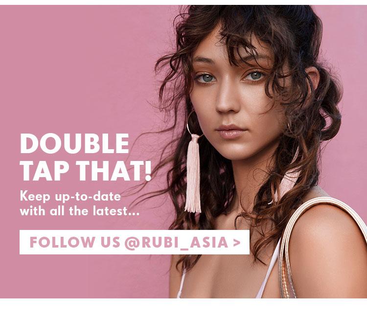 RUBI Asia Official Instagram   Follow Rubi Asia