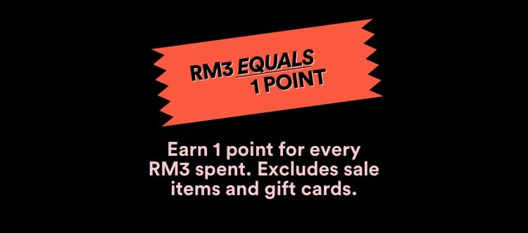 RM3 Equals 1 Point.