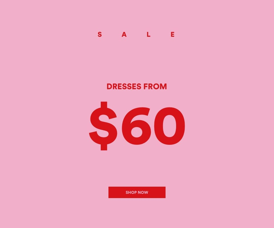50 percent Sale Cotton On. Click to shop Dresses.
