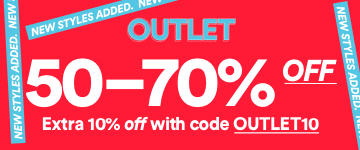 Men's Outlet. 50-70% Off. Shop Now