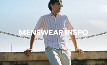 Men's Inspo. Shop Now.