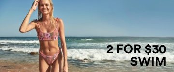 Womens Swimwear. Click to Shop.