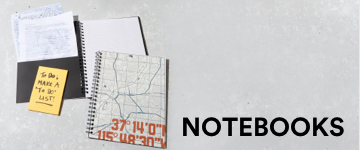 Shop Note Books.
