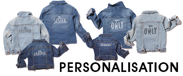Cotton On Kids Personalisation Shop