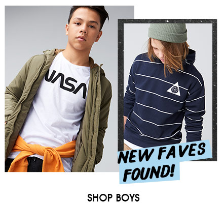 Free by Cotton On Boys New Arrivals
