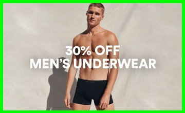 Men's Underwear. Shop Now