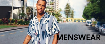 Menswear. Click to Shop