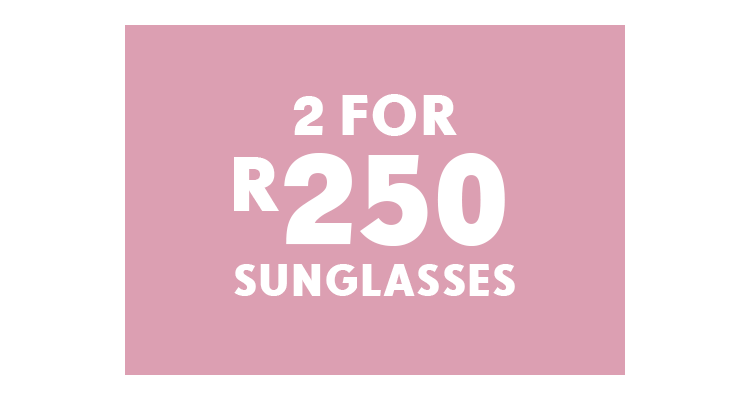Day Date Disco | 2 For R250 Sunglasses | Shop Rubi Shoes And Accessories New Arrivals