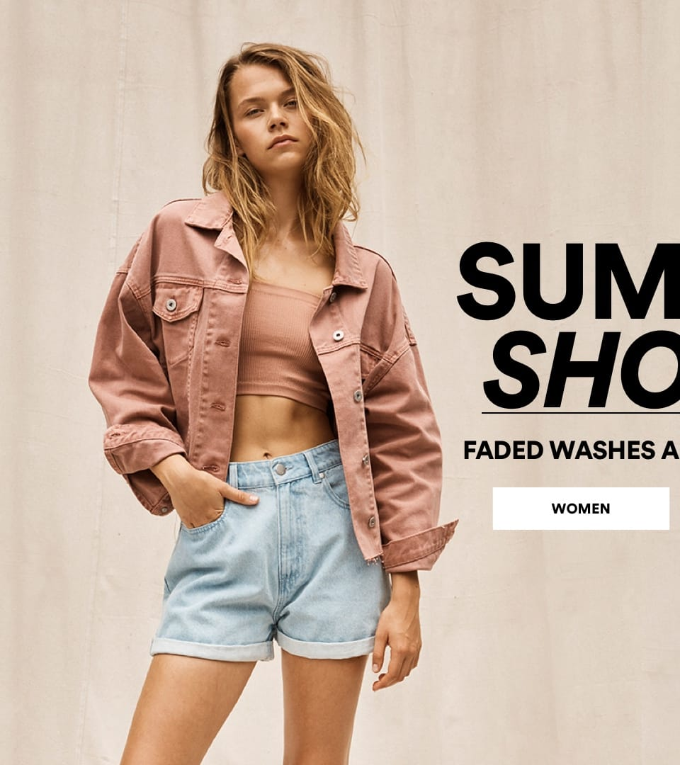 Summer Shorts. Shop Women.