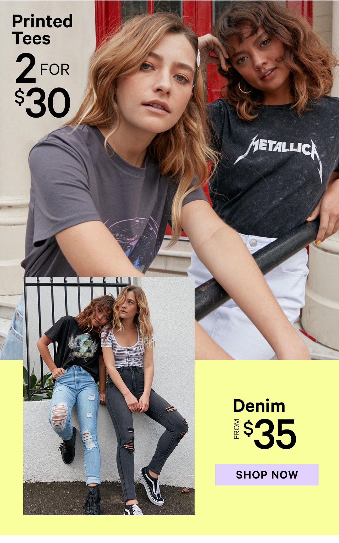 Shop All Supre Denim & Tops