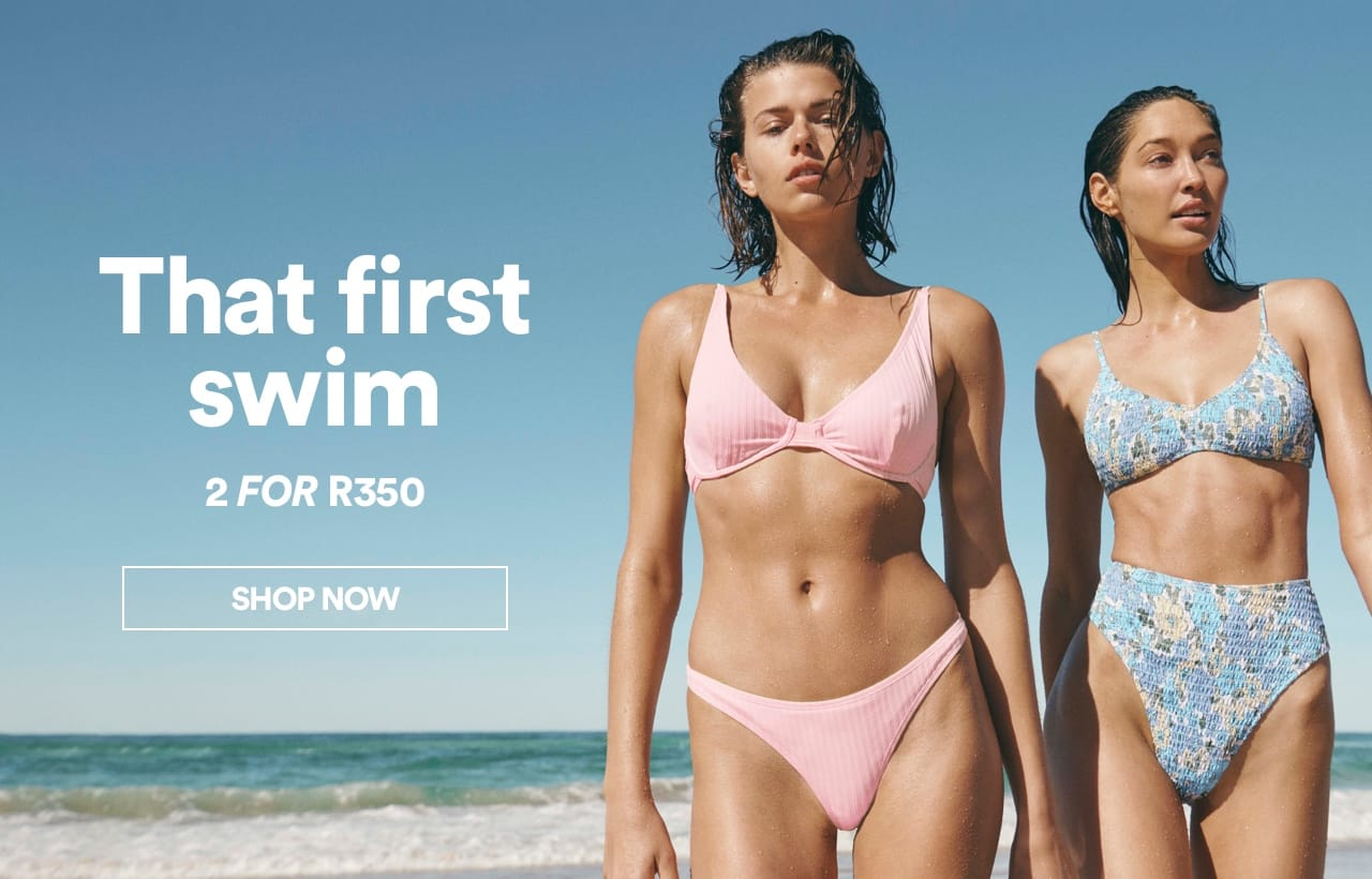 Cotton On Swimwear. Click to shop.