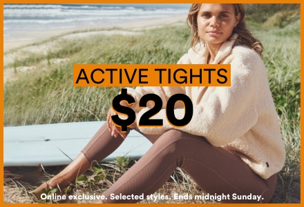 Active Tights $20. Click to Shop