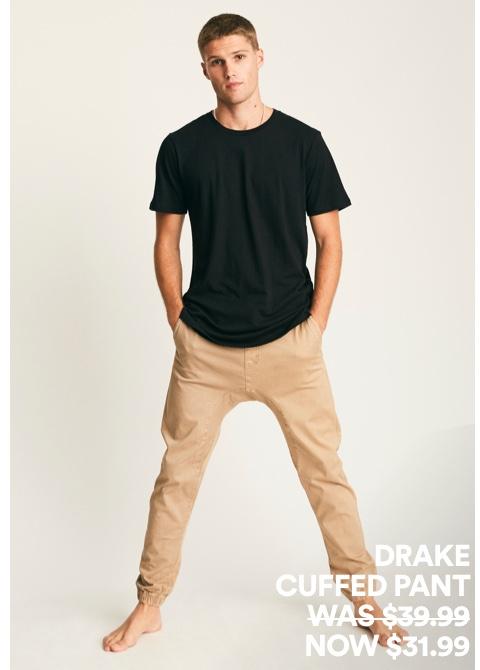 Men's Drake Pant. Click to shop