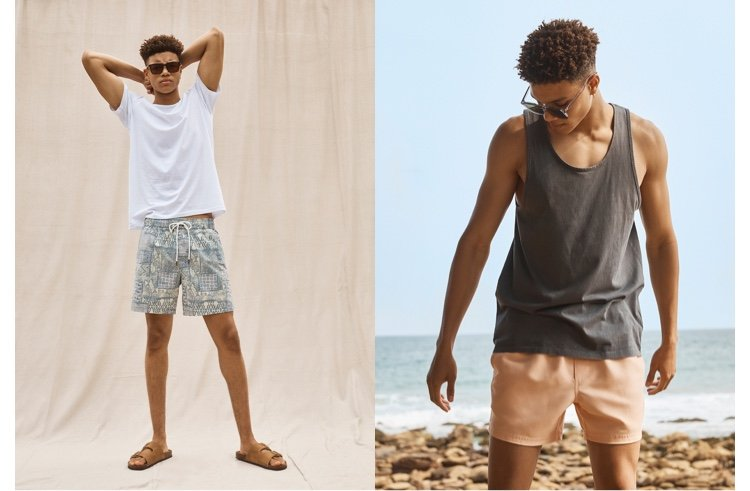 Cotton On Swim Trunks. Click to shop.