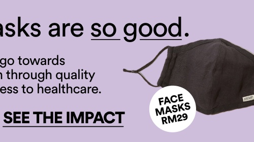 These Masks Are So Good. See The Impact