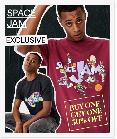Space Jam. Click to Shop