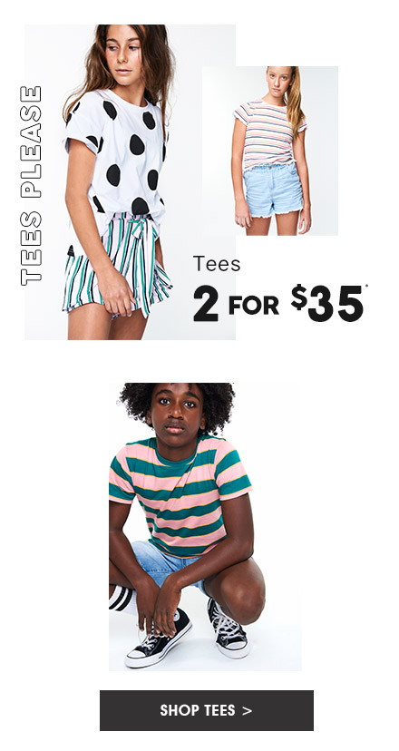 Free by Cotton On Teen Fashion