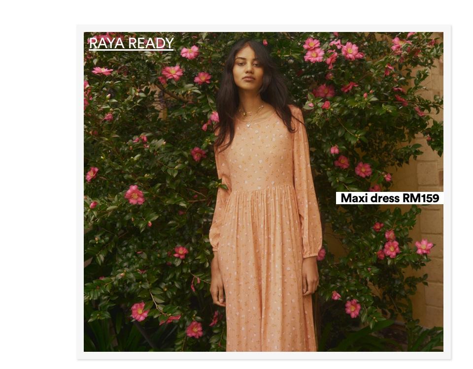 Raya Ready. Click to Shop.