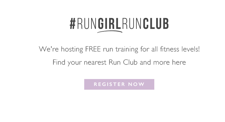 Run Girl Run Club. We are hosting FREE run training for all fitness levels. Find your nearest Run Club and more here